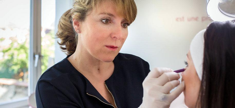Rhinoplastie sans chirurgie à Compiègne dans l'Oise - Dr Barry