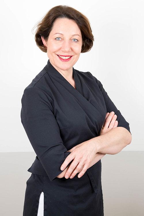 Marielle, assistante du dr Barry, médecin esthétique à Compiègne dans l'Oise