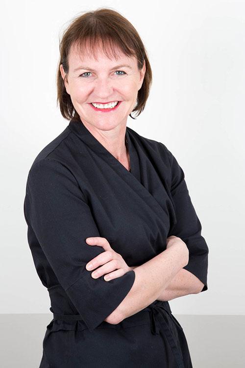 Valérie, assistante du dr Barry, médecin esthétique à Compiègne dans l'Oise